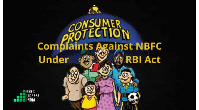 NBFC RBI: How to File Complaint & its Conditions