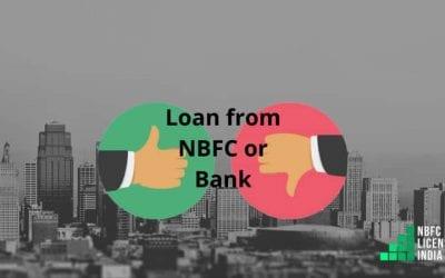 NBFC Finance or Bank Loan: Comparison in Detail